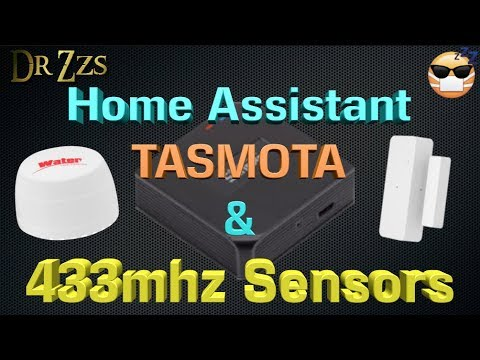 Sonoff RF Bridge with Tasmota