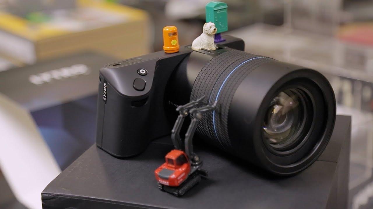 LYTRO ILLUM Digital Camera Windows 8 X64