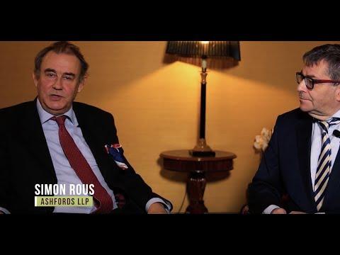 IR Digital 'in conversation with' Simon Rous (Ashfords LLP, England) & Gilles Sequin (BCF, Canada)