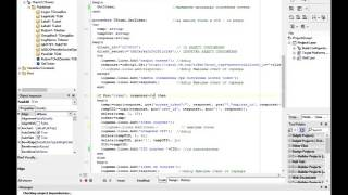 Разработка приложения для работы с ВК - 1 урок