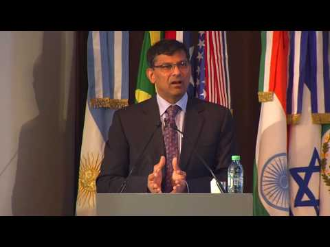 Raghuram Rajan - Financial development - 1st Day PM