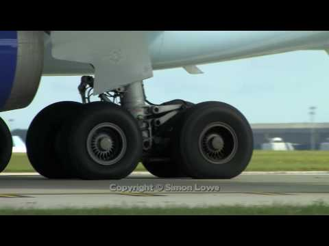 Noisy brakes. Airbus A330 By Simon Lowe