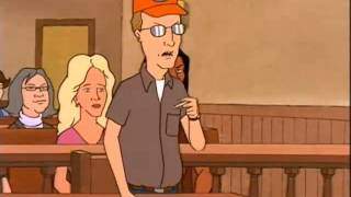 Dale Gribble Admiralty Court