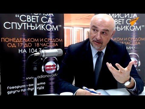 Lazanski: Šta će Srbija pokazati 9. maja