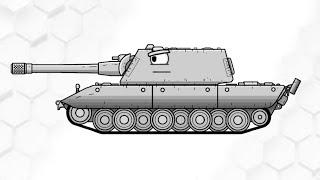Random tank firing test