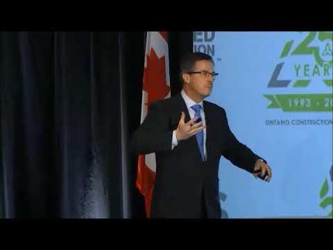 Peter Hall, Vice President & Chief Economist at Export Development Canada