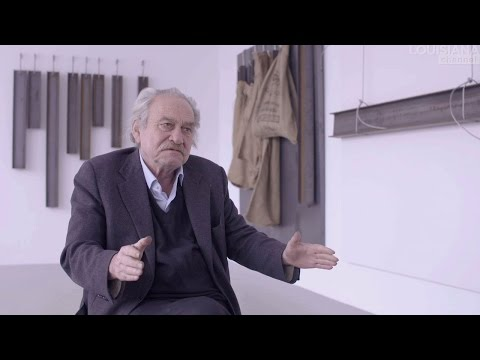 Jannis Kounellis: Gray Is The Color Of Our Time