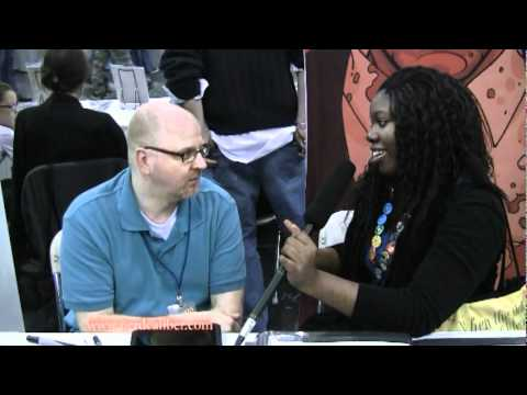 Cully Hamner: NYCC Inteview