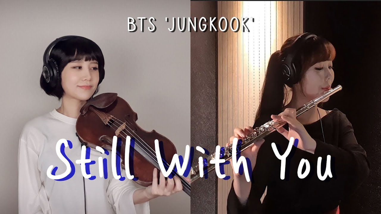 BTS 'Jungkook' - Still With You ♪ [가사가 아름다운 노래를 연주로] by 2COLOR (Sub , Lyrics)