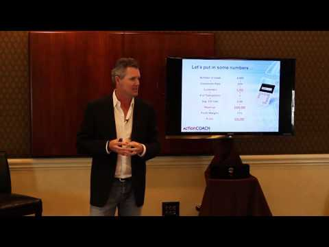 Brad Sugars 6 Steps to a Better Business - LIVE SEMINAR