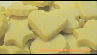Galletitas De Manteca Masa Sablée Galletas De Mantequilla Recetas De Tortas Ya Youtube