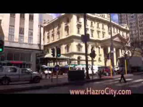 Cape Town Main City Area, 2nd largest country of South Africa.