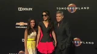 George Clooney e Brad Bird falam sobre Tomorrowland