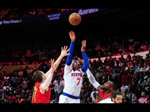 All Buckets From End Of Regulation Through 4th OT of Knicks-Hawks