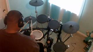 Lakewood Church Choir - Friend Of God (Drum Cover)
