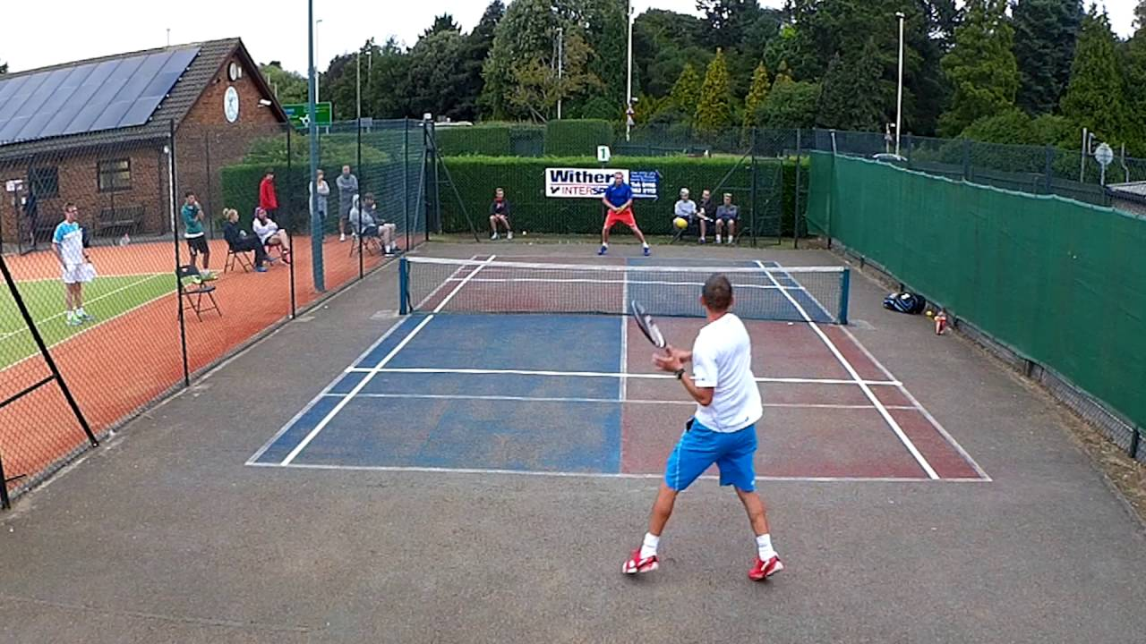 ffd86e8db4b Finals of the Withers Intersport £300 touchtennis Event Leicester ...