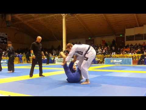 2014 San Fran Open - Black Belt Adult Open Class Final - Keenan Cornelius vs Osvaldo Moizinho