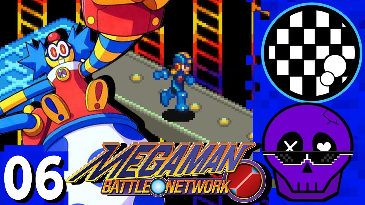 Megaman Battle Network | PART 6 | w/Trevor
