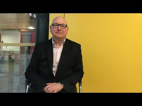 Interview with Terry Stocks - Lead Delivery BIM Level 2