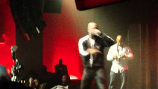 idjlex-RED FOX PERFORMS POSE OFF AT HIGHLINE BALLROOM IN NYC-
