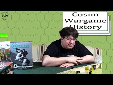 Cosim / Wargame Thema: Point To Point Movement / Fog Of War