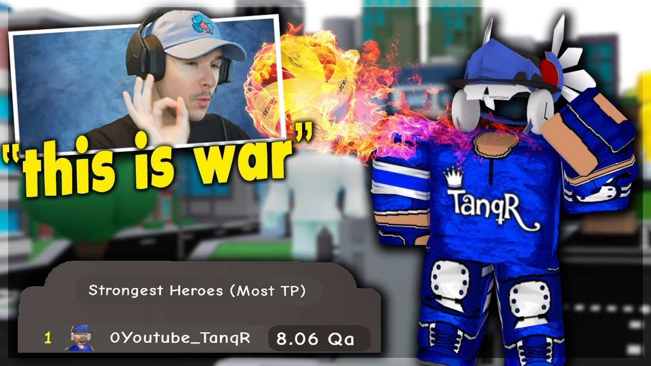 This Youtuber Declared A War Against The Strongest Player