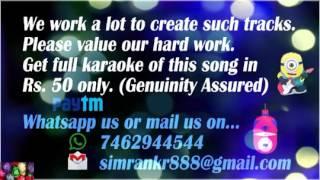 channa mereya Ae DiL Hai MuSHKiL full Karaoke with Lyrics Arijit Singh Ranbir