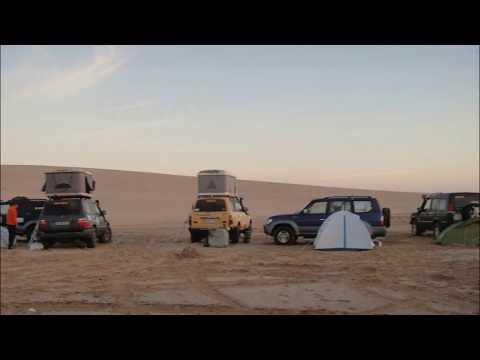 TVD-Dakar; Day #15, Trip: Mauritania / Morocco Border, Western Sahara to Boujdour