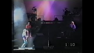Dire Straits - Concert, Madrid (1st of 2), Spain  1992