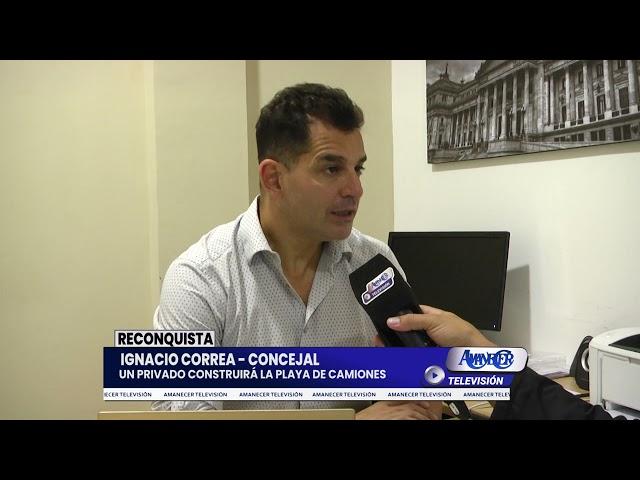 IGNACIO CORREA - CONCEJAL