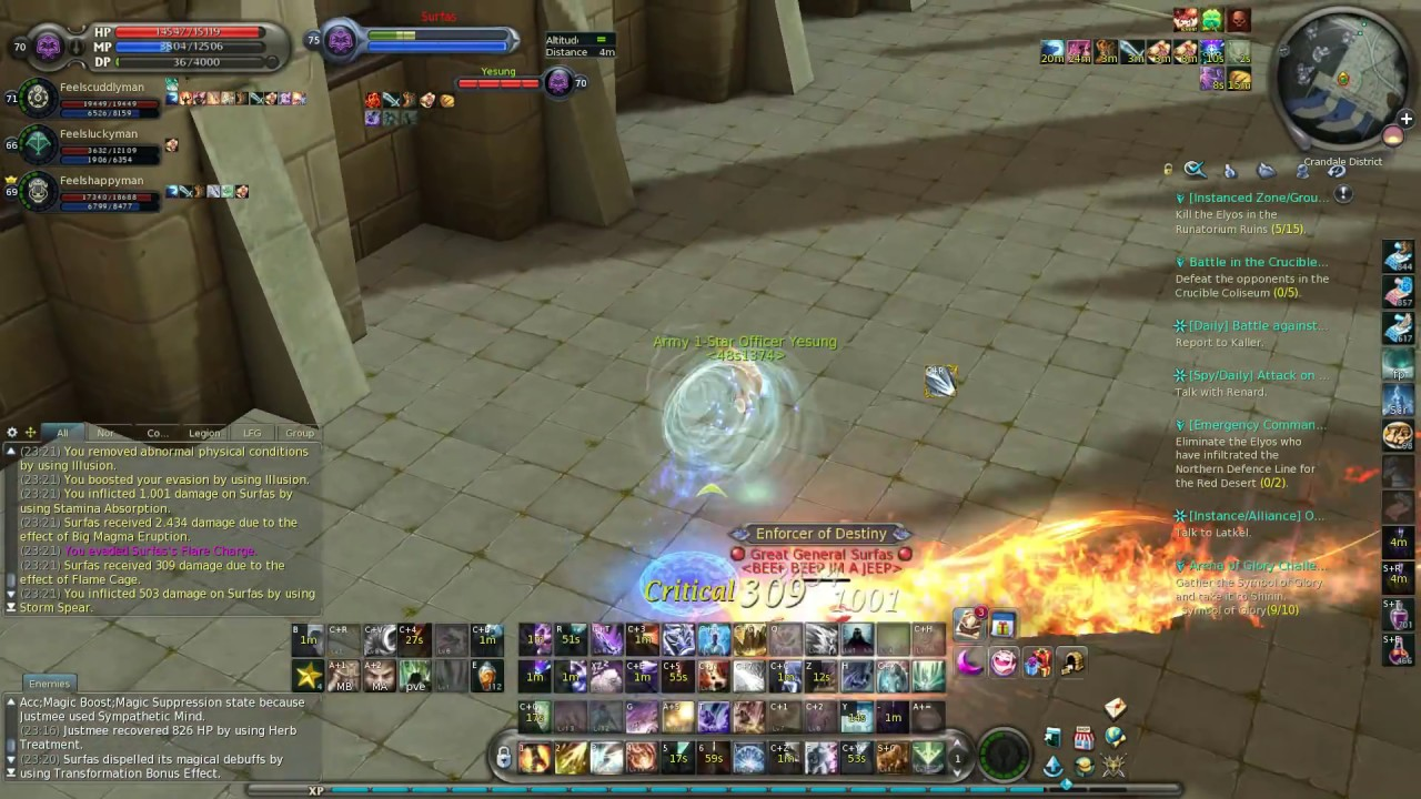 Sorcerer | game guide | aion online.