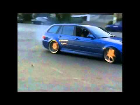 Drift TUNED BMW MCF