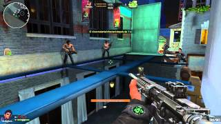 Assault Fire - Modo Mutação - Video Peculiar (OrlamoHD)