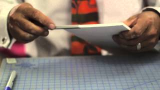 Foam Board Edging