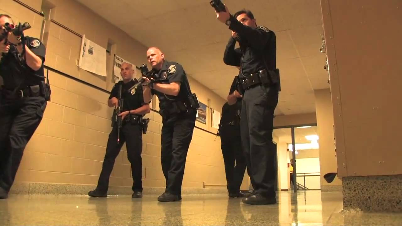 Active Shooter Training - YouTube