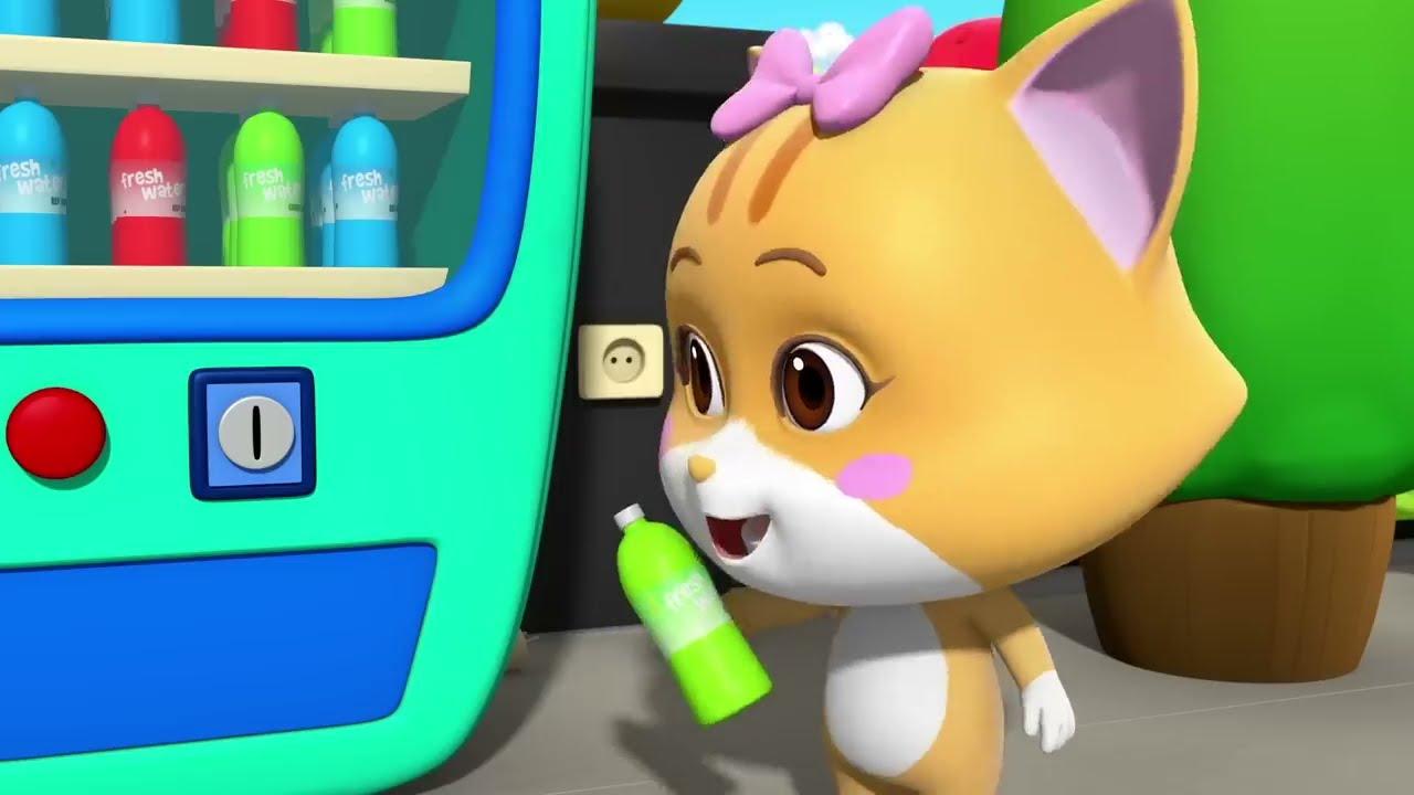Çılgın Hayvanlar ? Otomat Makinesi | 4. Bölüm | Cumburlop TV | Çizgi Film | Çocuk Filmleri