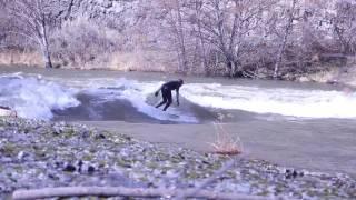 River Surfing Oregon 2017
