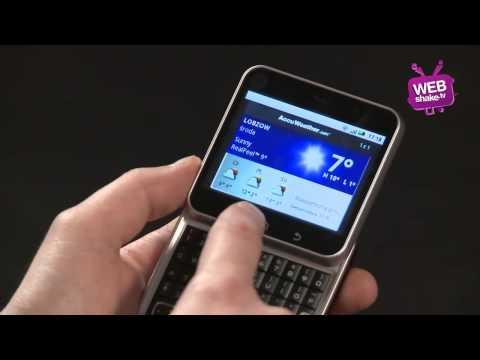 Motorola Flipout - recenzja, Mobzilla odc. 24