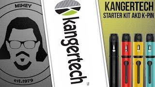 Kangertech AKD K-Pin. Очень на любителя.