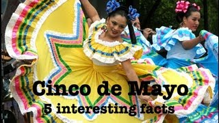 Cinco de Mayo : 5 facts that you probably didn't know!
