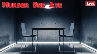 Multistreaming with https://restream.io/ Murder She Ate is our week...