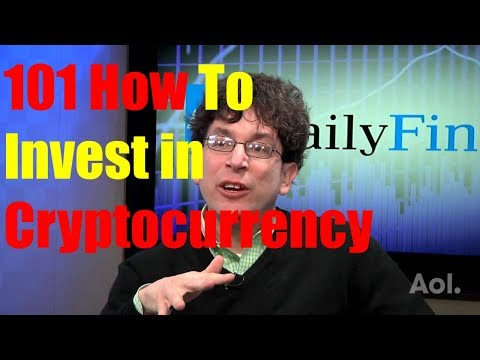 James Altucher: Bitcoin - Cryptocurrency 101 - How To Invest in Cryptocurrency