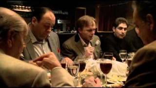 The Sopranos - Johnny Sack Hears About The Joke