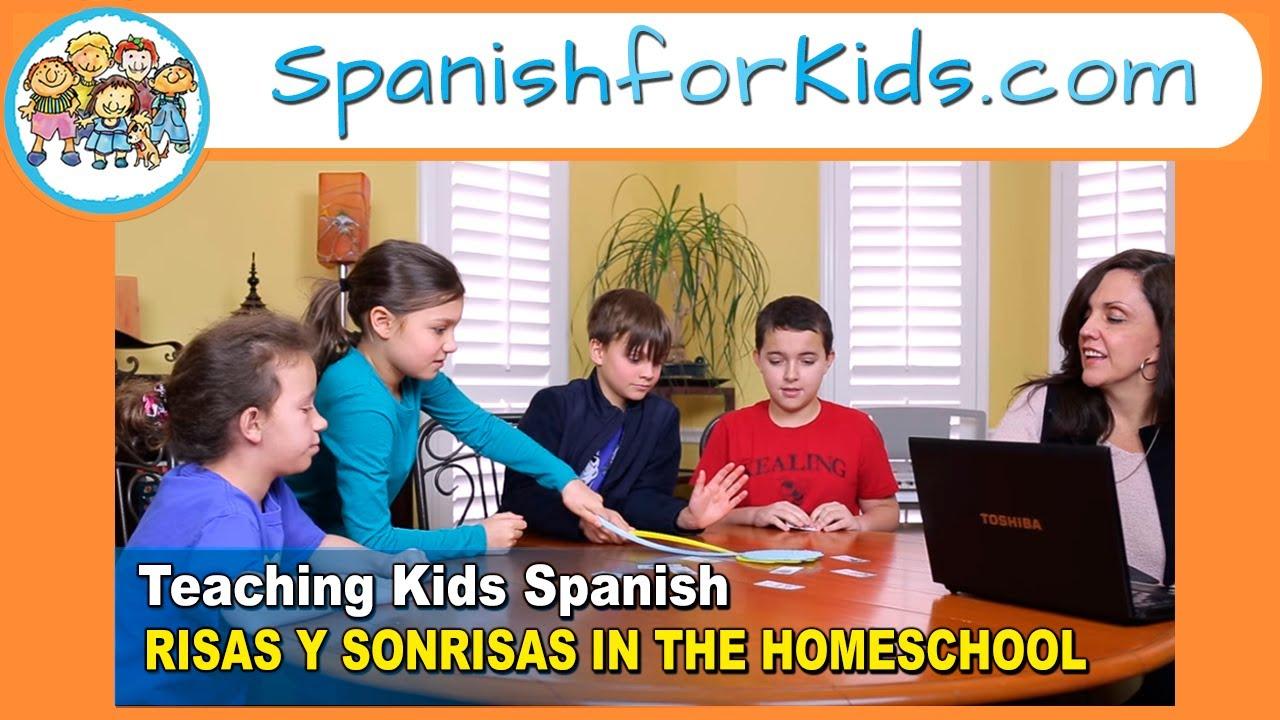 Homeschool Spanish Program for Kids