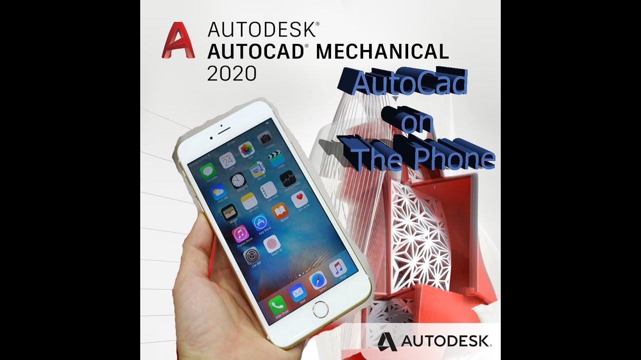 Đọc bản vẽ AutoCad trên điện thoại di dộng ( Read Auto Cad on the Phone)