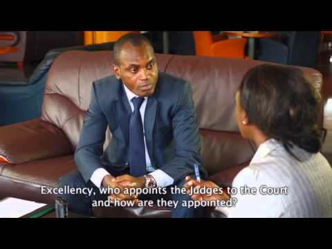 Documentary on African Court on Human and Peoples' Rights in English