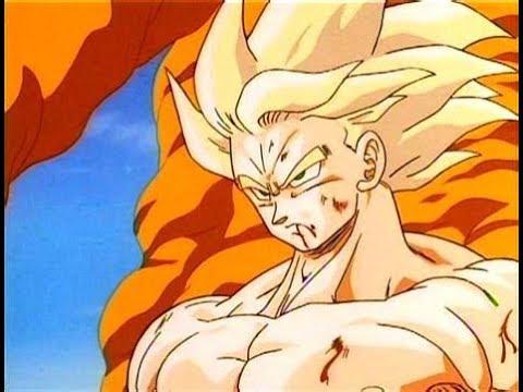 Goku Super Saiyan vs Cooler Final Form (Dbz Cooler's Revenge) HD