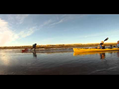 Tour Medio día Kayak