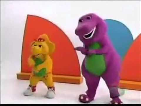 Teach Me How To Dougie Barney
