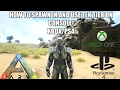ARK: HOW TO SPAWN IN AND USE TEK TIER ON CONSOLE - (TEKGRAMS) -  XBOX/PS4 - (Ark: Survival Evolved)